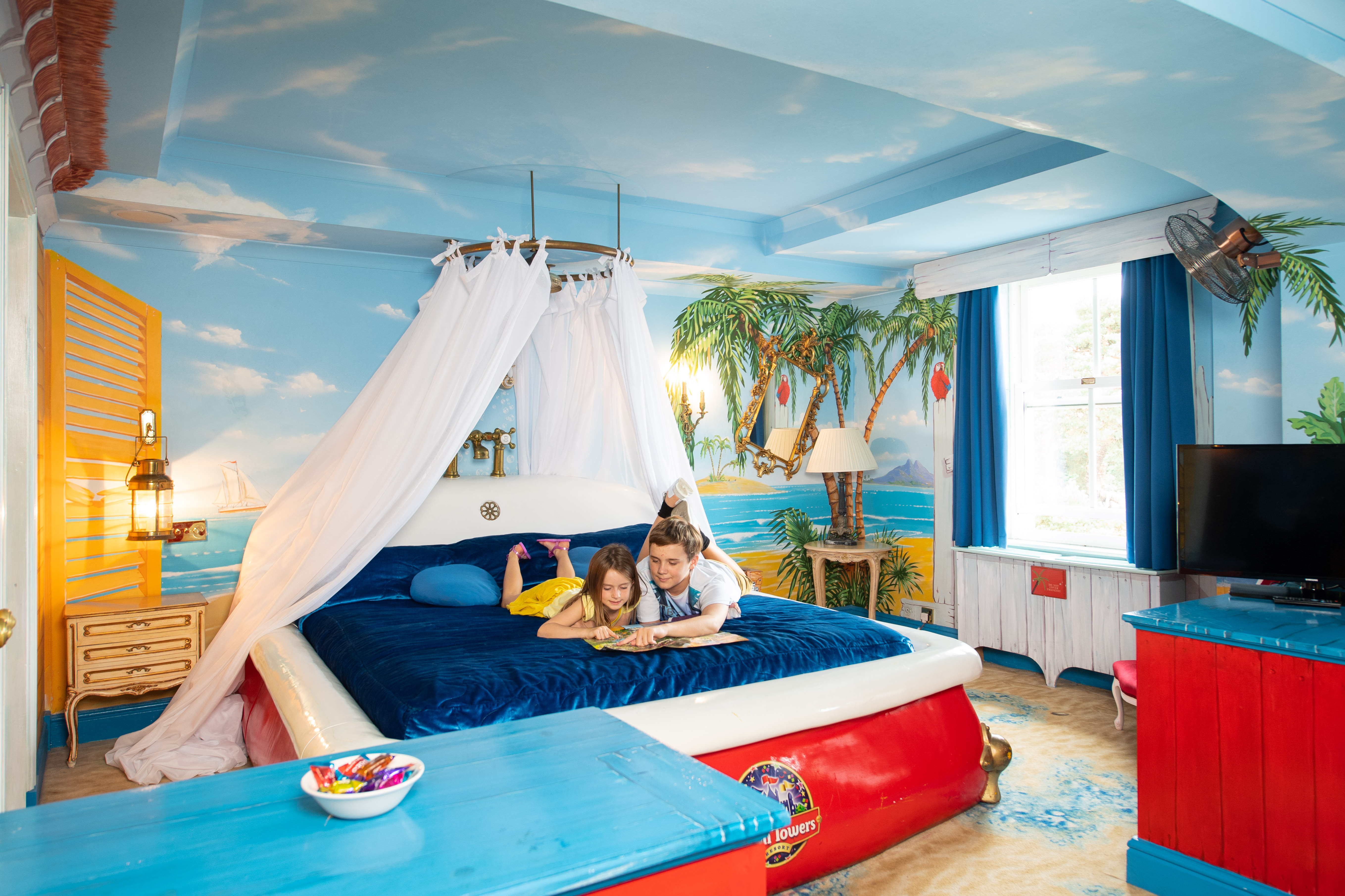 Splish Splash Room Alton Towers Resort