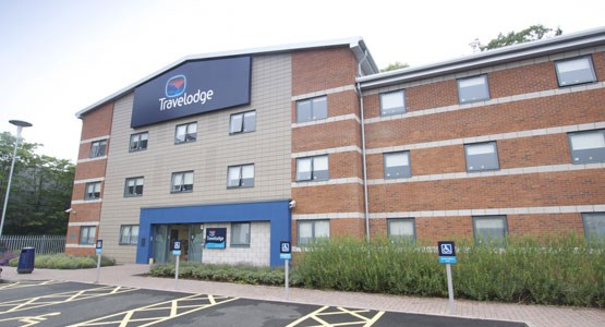 Travelodgestaffordcentral