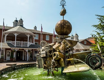 Family Short Breaks Theme Park Holidays Alton Towers Resort