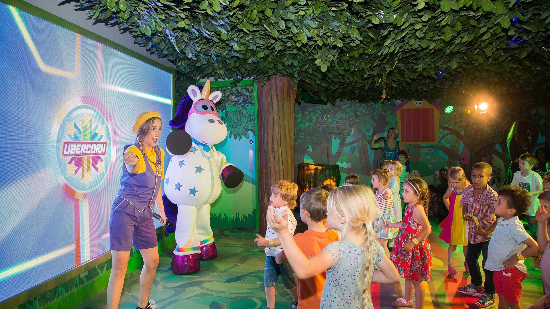 Cbeebies Land Hotel Musicalmeadow