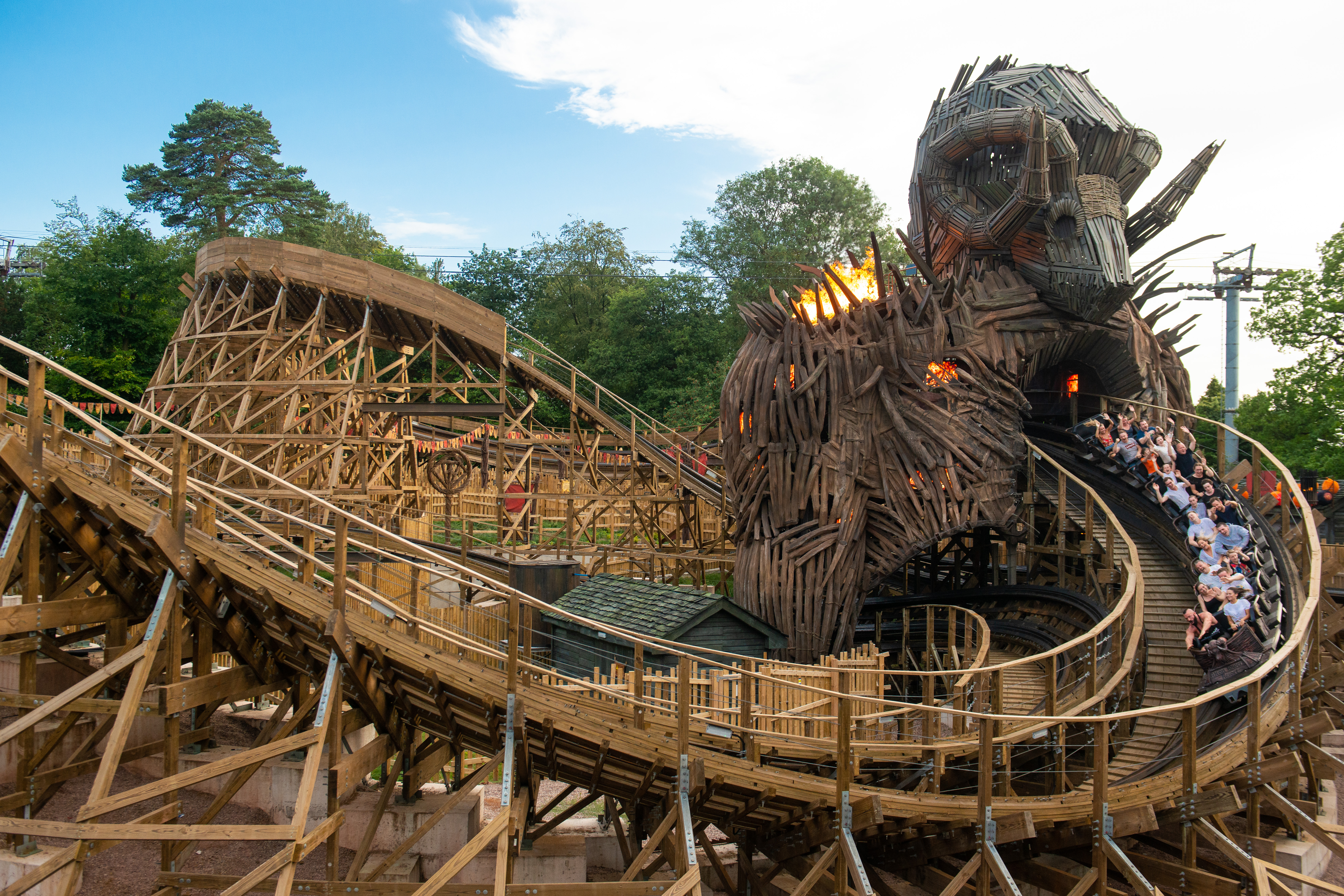 Wicker Man Structure