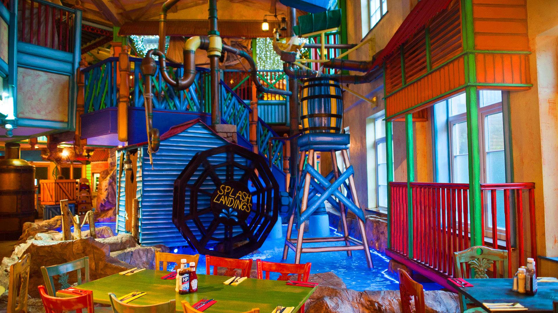 Splash Landings Uk Themed Hotel Alton Towers Resort