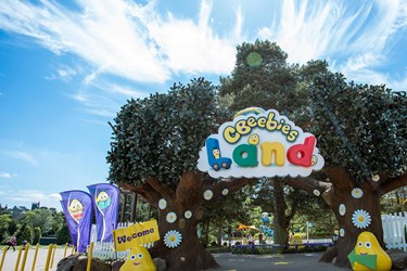 Cbeebies Land Entrance