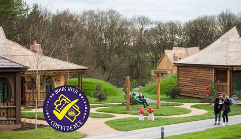 Book With Confidence Lodges